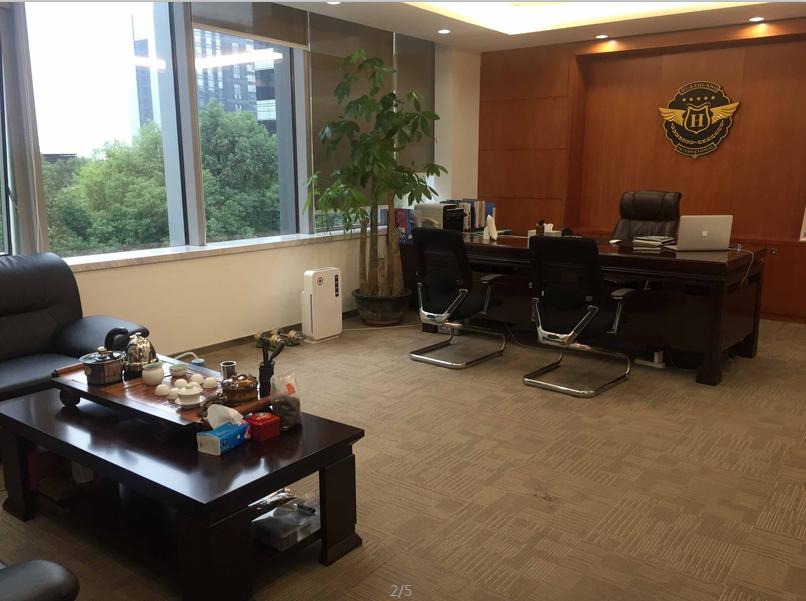 装修公司办公室文案