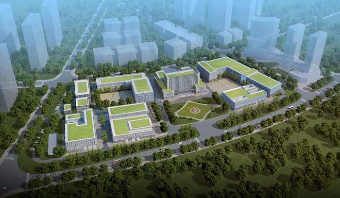 青岛市崂山区国际创新园